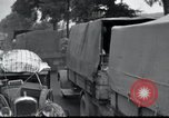 Image of Germans invasion of Fère-Champenoise Fère-Champenoise France, 1940, second 56 stock footage video 65675073798