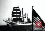 Image of Danmark training ship United States USA, 1945, second 37 stock footage video 65675073843