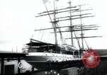 Image of Danmark training ship United States USA, 1945, second 42 stock footage video 65675073843