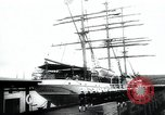 Image of Danmark training ship United States USA, 1945, second 43 stock footage video 65675073843
