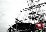 Image of Danmark training ship United States USA, 1945, second 58 stock footage video 65675073843