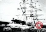 Image of Danmark training ship United States USA, 1945, second 62 stock footage video 65675073843