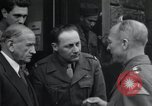 Image of Alexander Patch Augsburg Germany, 1945, second 23 stock footage video 65675073854