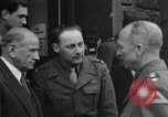 Image of Alexander Patch Augsburg Germany, 1945, second 25 stock footage video 65675073854