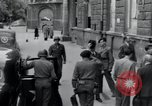 Image of Alexander Patch Augsburg Germany, 1945, second 43 stock footage video 65675073854