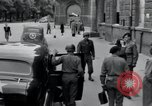 Image of Alexander Patch Augsburg Germany, 1945, second 44 stock footage video 65675073854
