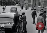 Image of Alexander Patch Augsburg Germany, 1945, second 45 stock footage video 65675073854