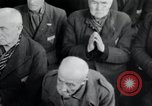 Image of chaplains Germany, 1945, second 9 stock footage video 65675073857