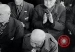 Image of chaplains Germany, 1945, second 17 stock footage video 65675073857