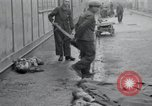 Image of emaciated corpses Germany, 1945, second 19 stock footage video 65675073860
