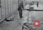 Image of emaciated corpses Germany, 1945, second 22 stock footage video 65675073860