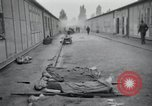 Image of emaciated corpses Germany, 1945, second 31 stock footage video 65675073860