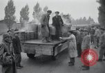 Image of emaciated corpses Germany, 1945, second 44 stock footage video 65675073860