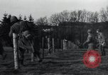 Image of United States soldiers Alsdorf Germany, 1944, second 36 stock footage video 65675073873
