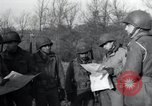 Image of United States soldiers Alsdorf Germany, 1944, second 42 stock footage video 65675073874