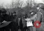 Image of United States soldiers Alsdorf Germany, 1944, second 43 stock footage video 65675073874