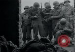 Image of Barracks and victims at Wöbbelin Concentration Camp Ludwigslust Germany, 1945, second 46 stock footage video 65675073879