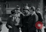 Image of Buchenwald concentration camp Weimar Germany, 1945, second 20 stock footage video 65675073884