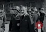 Image of Buchenwald concentration camp Weimar Germany, 1945, second 23 stock footage video 65675073884