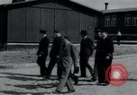 Image of Buchenwald concentration camp Weimar Germany, 1945, second 26 stock footage video 65675073884