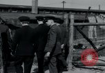 Image of Buchenwald concentration camp Weimar Germany, 1945, second 43 stock footage video 65675073884