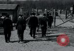 Image of Buchenwald concentration camp Weimar Germany, 1945, second 48 stock footage video 65675073884