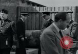 Image of Buchenwald concentration camp Weimar Germany, 1945, second 49 stock footage video 65675073885