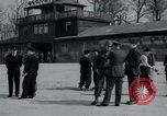 Image of Buchenwald concentration camp Weimar Germany, 1945, second 54 stock footage video 65675073885