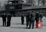 Image of Buchenwald concentration camp Weimar Germany, 1945, second 56 stock footage video 65675073885