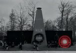 Image of Buchenwald concentration camp Weimar Germany, 1945, second 58 stock footage video 65675073885