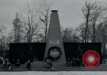 Image of Buchenwald concentration camp Weimar Germany, 1945, second 59 stock footage video 65675073885