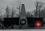 Image of Buchenwald concentration camp Weimar Germany, 1945, second 60 stock footage video 65675073885