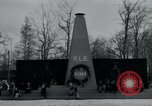 Image of Buchenwald concentration camp Weimar Germany, 1945, second 62 stock footage video 65675073885