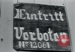 Image of Breendonck Concentration Camp Belgium, 1945, second 27 stock footage video 65675073886