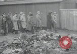 Image of piles of dead bodies Weimar Germany, 1945, second 22 stock footage video 65675073892