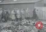 Image of piles of dead bodies Weimar Germany, 1945, second 23 stock footage video 65675073892