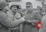 Image of United States soldiers Cham Germany, 1945, second 17 stock footage video 65675073894