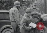 Image of United States officers Cham Germany, 1945, second 45 stock footage video 65675073895