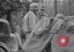 Image of United States officers Cham Germany, 1945, second 46 stock footage video 65675073895