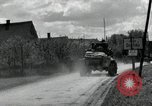 Image of prisoners of camp Germany, 1945, second 14 stock footage video 65675073900