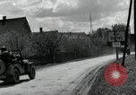 Image of prisoners of camp Germany, 1945, second 21 stock footage video 65675073900