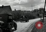 Image of prisoners of camp Germany, 1945, second 23 stock footage video 65675073900