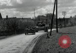 Image of prisoners of camp Germany, 1945, second 32 stock footage video 65675073900