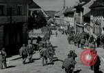 Image of prisoners of camp Germany, 1945, second 47 stock footage video 65675073900