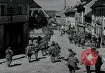 Image of prisoners of camp Germany, 1945, second 48 stock footage video 65675073900
