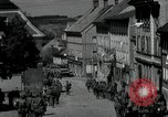 Image of prisoners of camp Germany, 1945, second 50 stock footage video 65675073900