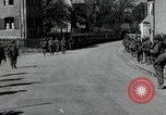 Image of prisoners of camp Germany, 1945, second 60 stock footage video 65675073900
