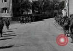 Image of prisoners of camp Germany, 1945, second 61 stock footage video 65675073900