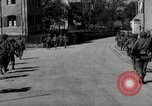 Image of prisoners of camp Germany, 1945, second 62 stock footage video 65675073900