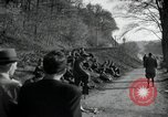 Image of German civilians on east bank of Mulde River Grimma Germany, 1945, second 14 stock footage video 65675073903